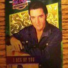 ELVIS PRESLEY BONUS FOIL CARD I Beg of You No. 15