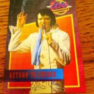ELVIS PRESLEY BONUS FOIL CARD Return to Sender No. 37