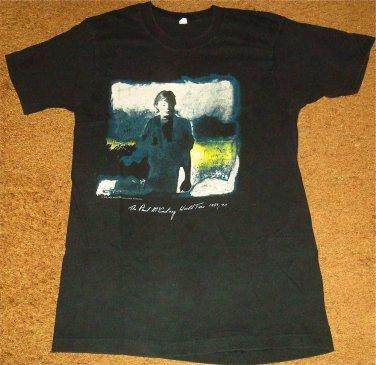 PAUL McCARTNEY WORLD TOUR T-SHIRT 1989 - 1990