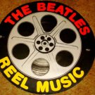 Beatles REEL MUSIC PROMO PROMOTIONAL DISC 1982 Capitol