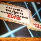 J. D. Sumner & The Stamps Memories of Our Friend Elvis