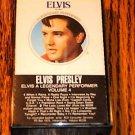 ELVIS PRESLEY A LEGENDARY PERFORMER VOLUME 4 CASSETTE