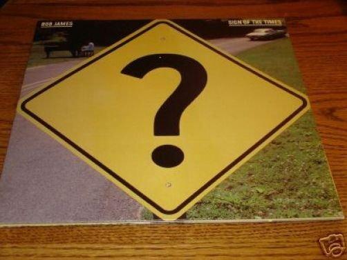 Bob James The Sign Of The Times  ORIGINAL LP