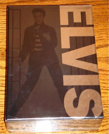 ELVIS PRESLEY  4-DVD BOX SET Sealed!