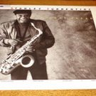 Stanley Turrentine Straight Ahead ORIGINAL LP
