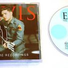 ELVIS THE HOME RECORDINGS CD
