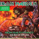 IRON MAIDEN FROM FEAR TO ETERNITY THE BEST OF 1990-2010 3-LP PICTURE DISC VINYL