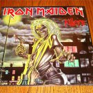 IRON MAIDEN KILLERS ORIGINAL LP PROMO STILL SEALED!