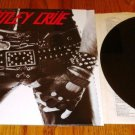 MOTLEY CRUE TOO FAST FOR LOVE LP  IMPORT GERMANY