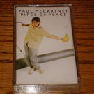 PAUL McCARTNEY PIPES OF PEACE CASSETTE
