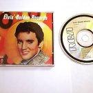 ELVIS GOLDEN RECORDS  CD   Mint !