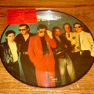 HUEY LEWIS & THE NEWS PICTURE DISC '84 Sports Tour