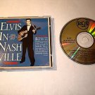 ELVIS IN NASHVILLE CD   MINT !