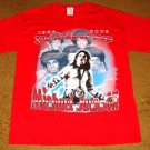 MICHAEL JACKSON T-SHIRT DOUBLE SIDED BRAND NEW SIZE LARGE