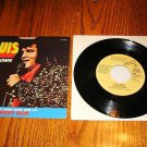 ELVIS Way Down Picture Sleeve & 45 rpm