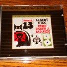 ALBERT KING MFSL GOLD CD Born Under Bad Sign Mint