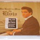 ELVIS HIS HAND IN MINE CD with BONUS TRACKS  SEALED!