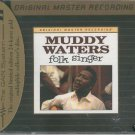 MUDDY WATERS FOLK SINGER MFSL GOLD CD