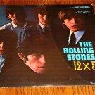THE ROLLING STONES 12 X 5 LP STILL IN SHRINK