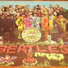 THE  BEATLES SGT. PEPPERS LONELY HEARTS CLUB BAND IMPORT LP WITH INSERT