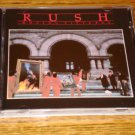 RUSH MOVING PICTURES CD