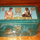 ELVIS PRESLEY SERIES 1 METALLIC IMAGES COLLECTOR CARDS SEALED!!