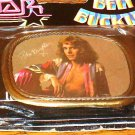 PETER FRAMPTON ORIGINAL 1970's BELT BUCKLE STILL SEALED ON CARD !