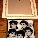 DURAN DURAN PICTURE MIRROR 6 X 6 IN ORIGINAL COVER