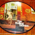 ROLLING STONES SAINT OF ME 7-INCH PICTURE DISC