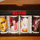 ELVIS PRESLEY SET OF FOUR SHOOTERS NEW IN BOX
