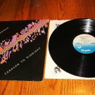 ROBIN TROWER Caravan To Midnight ORIGINAL LP