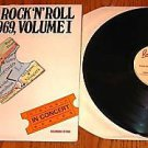 CHICAGO TORONTO ROCK 'N' ROLL REVIVAL 1969 ORIGINAL LP