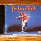 JETHRO TULL ORIGINAL MASTERS ORIGINAL CD  1985