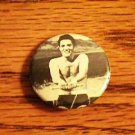 ELVIS PRESLEY BUTTON  Look - No Shirt !!!!!