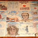 JOHN LENNON SHAVED FISH APPLE LABEL LP  IMPORT