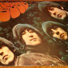 BEATLES RUBBER SOUL IMPORT MADE IN GREAT BRITAIN