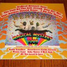 THE  BEATLES MAGICAL MYSTERY TOUR YELLOW COLORED VINYL LP