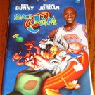SPACE JAM  VHS  in Clam Shell Case  MICHAEL JORDAN