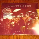 MUMFORD & SON LIVE FROM BULL MOOSE 10-INCH RECORD  STILL SEALED RSD