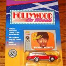 THE MONKEES JOHNNY LIGHTNING HOLLYWOOD ON WHEELS MONKEE MOBILE DIE CAST SEALED!