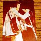 Elvis Presley Concert Photo on Kodak Paper 3 1/2 x 5