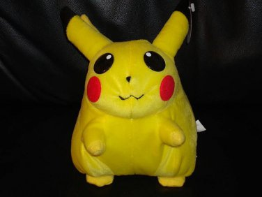 Pikachu Collectible Stuffed Toy Pokemon with Tags