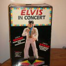 ELVIS IN CONCERT STAGE DOLL With Light & Sound in Box