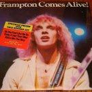 PETER FRAMPTON COMES ALIVE ORIGINAL 2-LP SET STILL SEALED WITH FACTORY STICKER