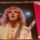 PETER FRAMPTON FRAMPTON COMES ALIVE PINK COLORED 2-LPS