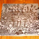 CREAM WHEELS OF FIRE  LP STILL SEALED!