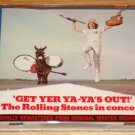 THE ROLLING STONES IN CONCERT GET YER YA-YA'S OUT! CD