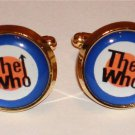 THE WHO SET OF CUFFLINKS   AWESOME!!!