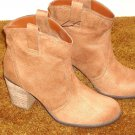 EXPRESS WOMEN'S SUEDE ANKLE BOOTS SIZE 10  BRAND NEW WITH TAG!