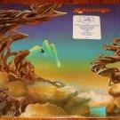 YES YESTERDAYS ORIGINAL LP STILL IN SHRINK WITH HYPE STICKER! 1974